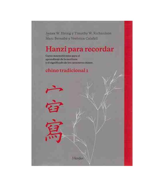 Hanzi para recordar- Chino tradicional 1