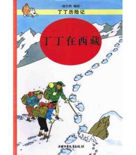 《丁丁在西藏》