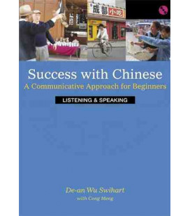 《SUCCESS WITH CHINESE. LISTENING & SPEAKING. LEVEL 1 》(附CD光盘)