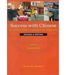 《SUCCESS WITH CHINESE- READING & WRITTING. LEVEL 1》
