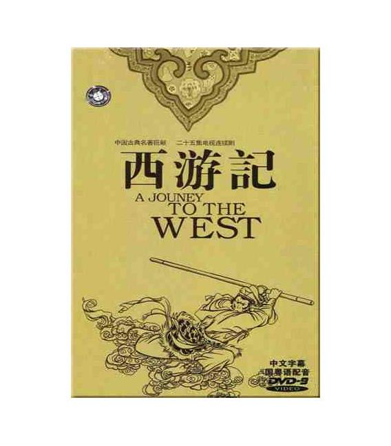 Serie: Viaje al Oeste (10 DVD)