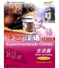 Experimentando chinês-viver na China (Inclui CD) Livro de Texto