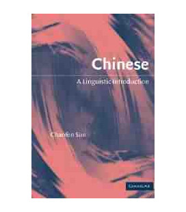 Chinese. A Linguistic Introduction