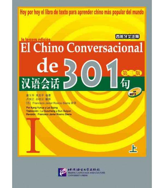 El chino conversacional de 301- Libro + CD Vol. 1