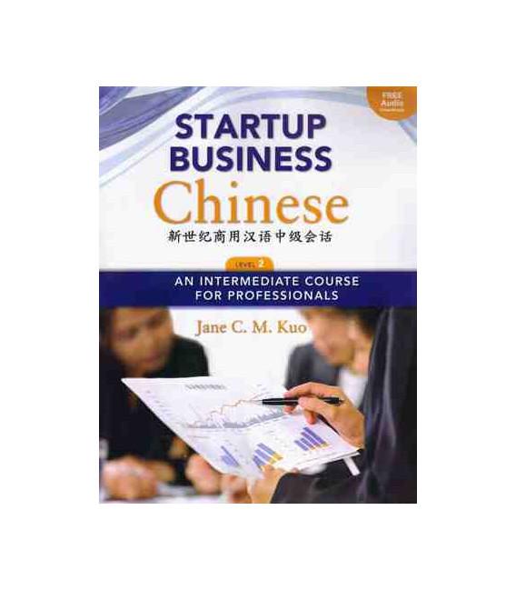 Start Business Chinese 2. Textbook + Workbook (Incluye código de descarga de audio)