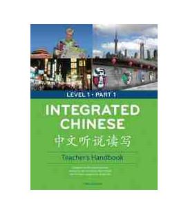 Integrated Chinese Level 1. Part 1. Teacher's Handbook (Third Edition)