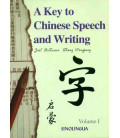 A Key to Chinese Speech and Writing Vol. 1 (textbook + CD)