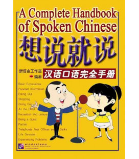 A Complete Handbook of Spoken Chinese (Incluye CD MP3)