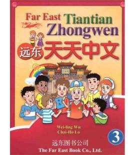 Chino para niños Far East 3- Libro del alumno (versión en inglés-no existe en español)