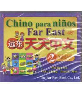 Chino para niños Far East 2- CD del Cuaderno de ejercicios