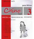 《轻松学汉语》(西班牙语少儿版)练习册三
