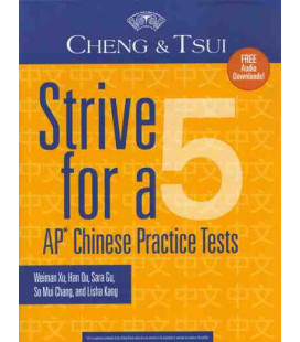 Strive for A 5: AP Chiese Practice Test