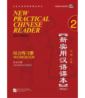 New Practical Chinese Reader 2. Workbook (2nd Edition) - Incluye CD