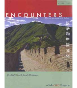 Encounters. Student Book 1 (Incluye Código de Vídeo y Audio)