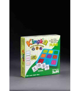 Kingka 2 (Aprender 54 caracteres básicos jugando)