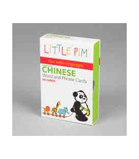 Little Pim- Chinese Word and Phrase Cards