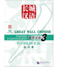 Great Wall Chinese - Workbook 3