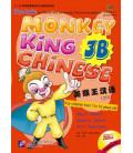 MONKEY KING CHINESE TEXTBOOK SCHOOL LEVEL 3B (INCLUYE CD)
