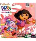Dora la exploradora Vol. 4- 2 DVD (Versión china)