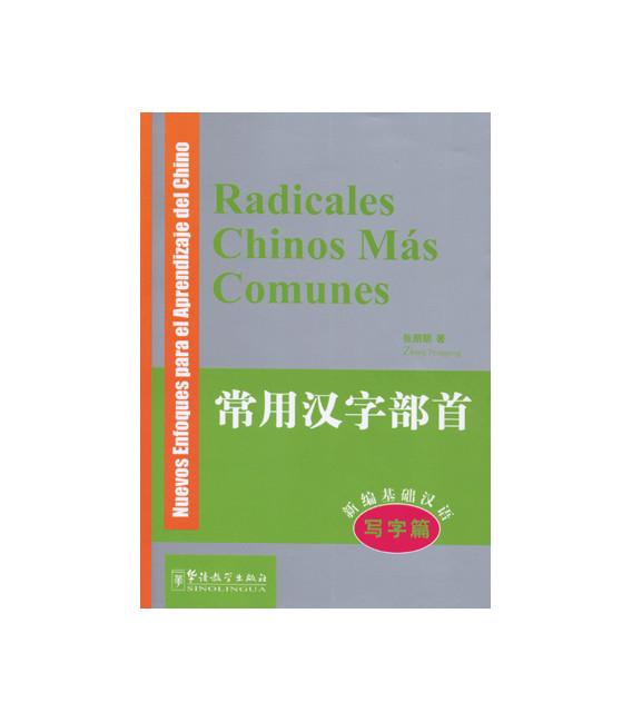 Radicales chinos más comunes