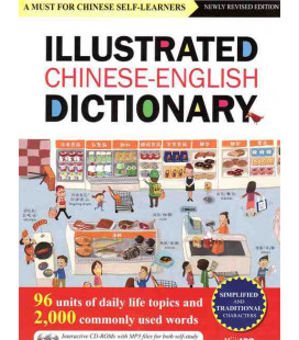 Illustrated Chinese-English Dictionary (Newly Revised Edition)- Libro + 2 CD-ROM