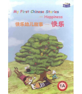 My First Chinese Stories. Happiness 1A (Estuche de 6 libritos + CD)