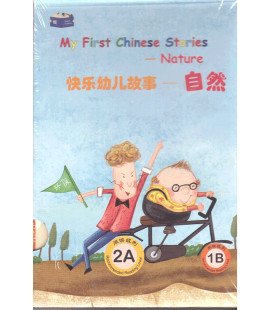 My First Chinese Stories. Nature 1B (Estuche de 7 libritos + CD)
