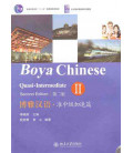 Boya Chinese Quasi-Intermediate 2- Second Edition (Incluye 1 CD MP3)