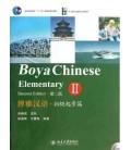 Boya Chinese Elementary 2- Second Edition (Incluye Textbook + Workbook + Vocabulary Handbook + CD)