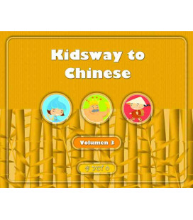 Kidsway to Chinese (YCT 0) - Volume 3 Textbook (Versión en español)