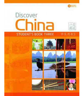 Discover China Student's Book 3 (Incluye 2 CD)
