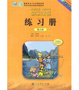 Kuaile Hanyu Vol 3- Cuaderno de ejercicios