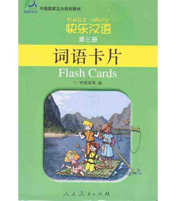 Kuaile Hanyu Vol 3 - Flash Cards