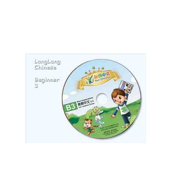 Lang Lang Chinese - Interactive CD-ROM (Yes Chinese - Complemento niveles. 3A y 3B)- Solo Windows