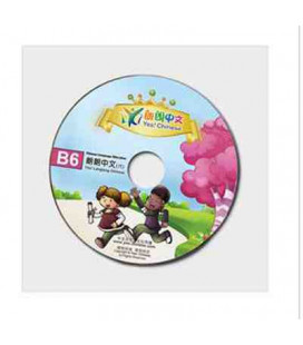Lang Lang Chinese - Interactive CD-ROM (Yes Chinese - Complemento niveles. 6A y 6B)- Solo Windows