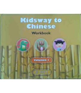 KIDSWAY TO CHINESE (YCT 0) - VOLUMEN 1/ WORKBOOK (VERSIÓN EN ESPAÑOL)