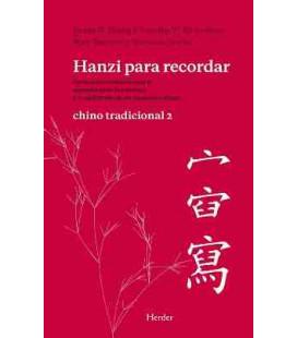 Hanzi para recordar- Chino tradicional 2
