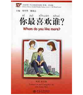 Whom Do you like More?- Chinese Breeze Series (Incluye Cd Mp3)