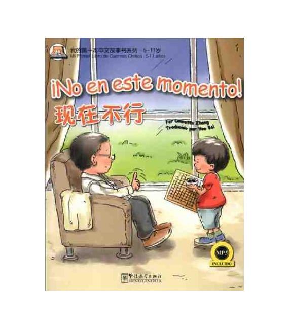 ¡No en este momento! (Libro + CD MP3)