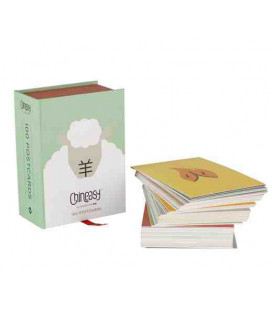 Chineasy - 100 Postcards