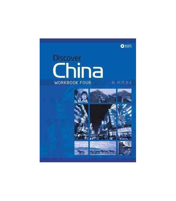 Discover China Workbook 4 (Incluye CD)
