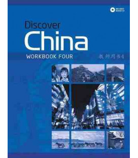 Discover China Workbook 4 (Incluye CD)