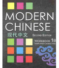 Modern Chinese 1B- Workbook- (2nd Edition) Audio Available for Download