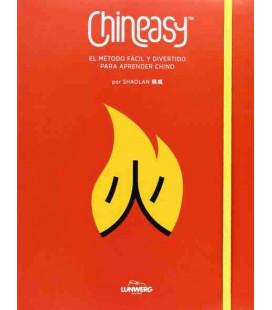 Chineasy- El método fácil y divirtido para aprender chino por Shaolan