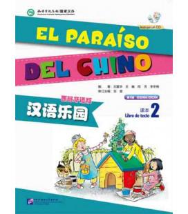 El Paraíso del Chino 2- Libro de texto (Libro + CD)
