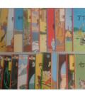 Tintín- Pack de los 22 libros (Versión en chino simplificado)