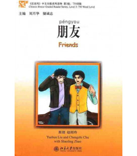 Friends-Chinese Breeze Series (Incluye Cd Mp3)