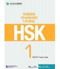 HSK Standard Course 1 -Teacher's Book- Serie de libro de texto basada en el HSK