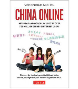 China Online- Netspeak and Wordplay Used by over 700 Million Chinese Internet Users