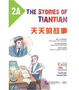 The Stories of Tiantian 2A- Incluye audio para descargarse con código QR